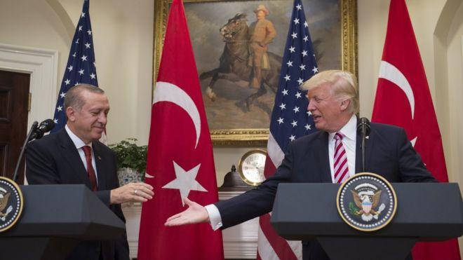 Trumpn Ilk Ylnda ABD Trkiye Ilikileri Nasl Bir Seyir Izledi