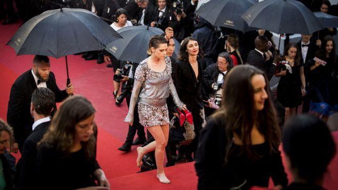 Kristen Stewart en Cannes