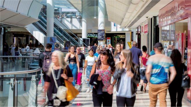 ab2b770e3 Shopping centre owner Intu hit by store slump - BBC News