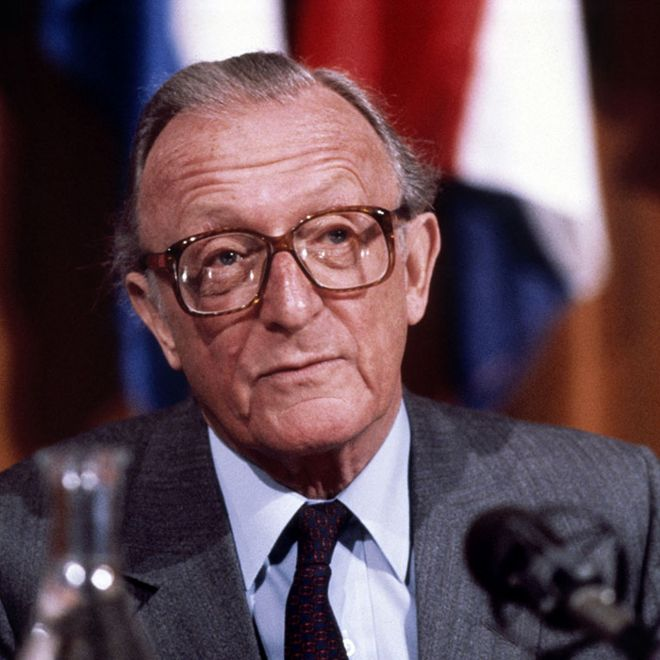 Lord Carrington