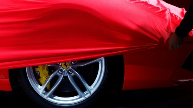 ferrari to launch 15 new models by 2022 bbc news