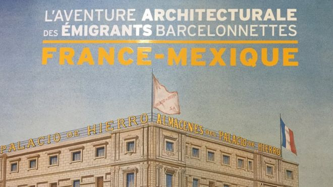 Libro sobre la arquitectura farncesa en México