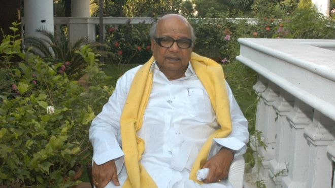 Karunanidhi health: Tamil Nadu former chief minister in hospital