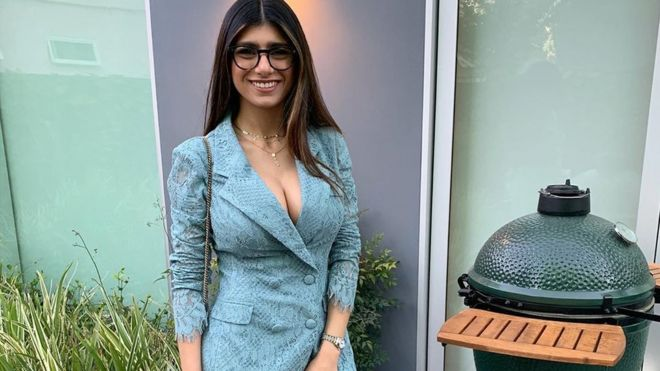 Image result for mia khalifa normal pics