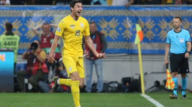 Україна перемогла Люксембург та зміцнила лідерство у відборі Євро-2020