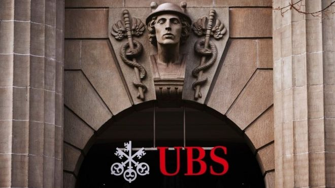 UBS charges customers to deposit euros - BBC News