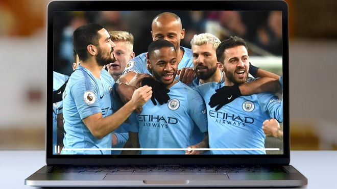 Premier League streams: Three men jailed over illegal videos - BBC News