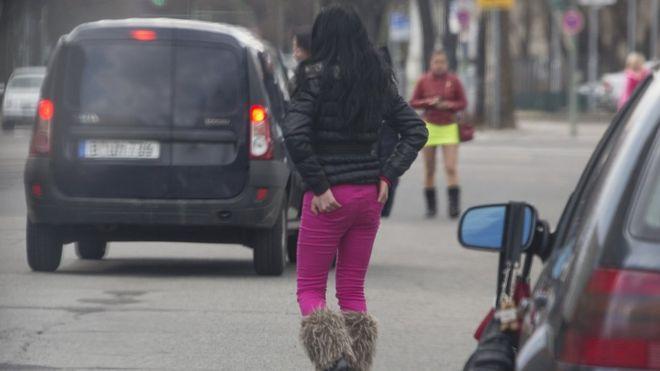 Проститутки в Берлине