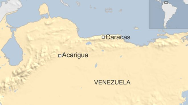 Venezuelan Prison Clashes Leave 29 Inmates Dead Bbc News