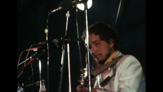 Bob Dylan's Isle of Wight Festival appearance marked 50