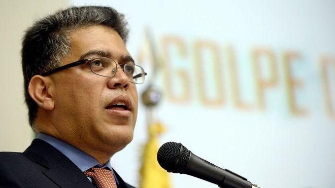 Elías Jaua.