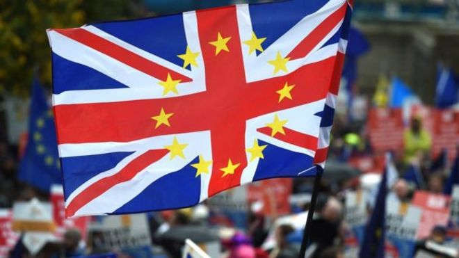 قرار خروج بريطانيا من الاتحاد الأوروبي