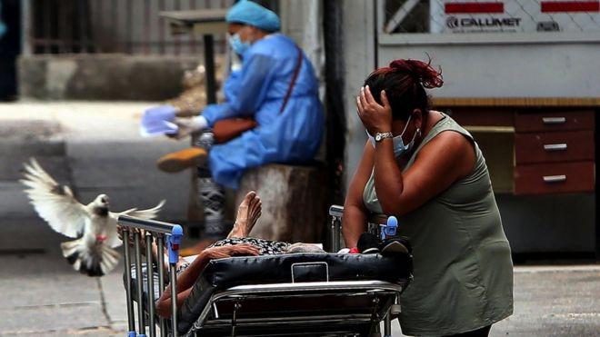 Hospital Escuela de Tegucigalpa