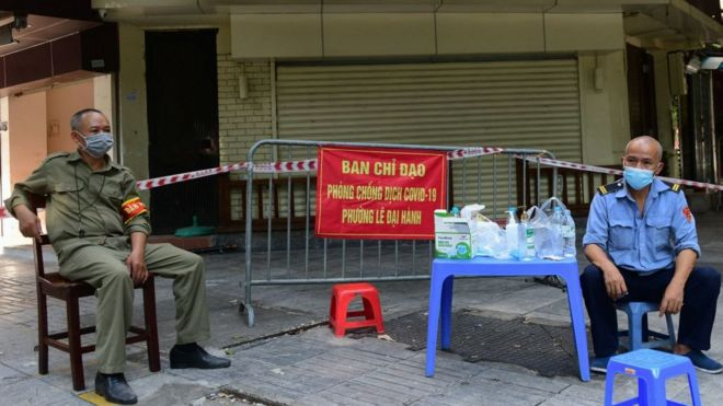 Vietnam, Covid-19, lockdown