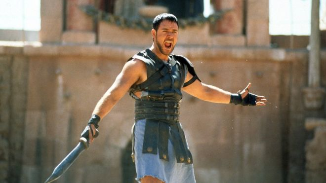 Image result for gladiator movie