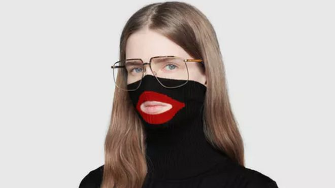 a38f7588a0f65 Gucci withdraws jumper after  blackface  backlash - BBC News