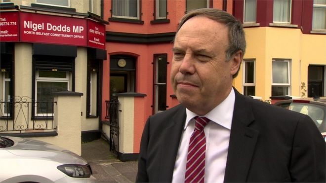 f9f3503444 The DUP will not support a separate hybrid economic model for Northern  Ireland after Brexit