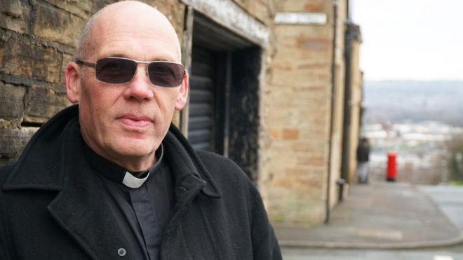 Pastor Mick Fleming