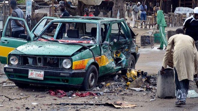 Nigeria le bilan s'alourdit 86 morts