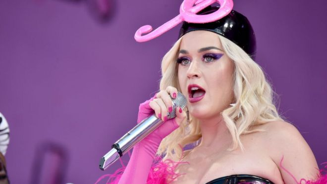 Katy Perry copy hit song from Christian rapper according to one