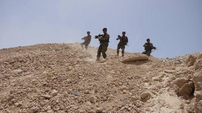 'قرارگاه چینیها' در شمال افغانستان به دست طالبان افتاد