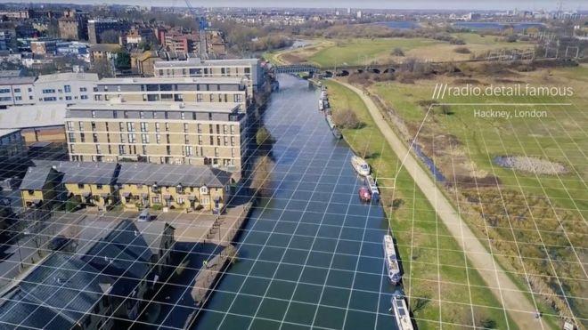 Канал в Лондоне