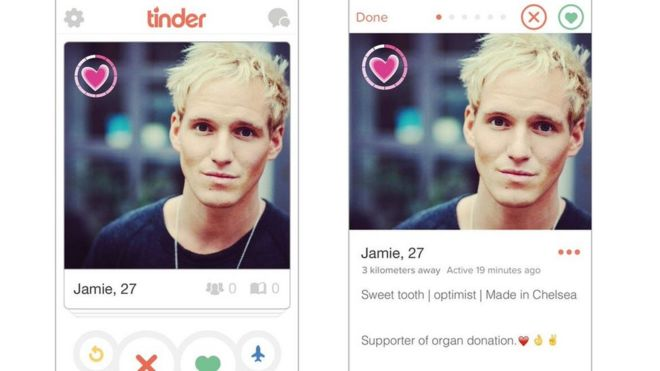 Is tinder a dating or hook up site