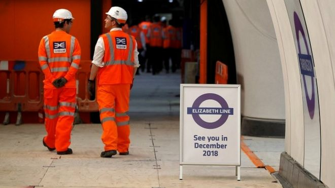 Crossrail Delay