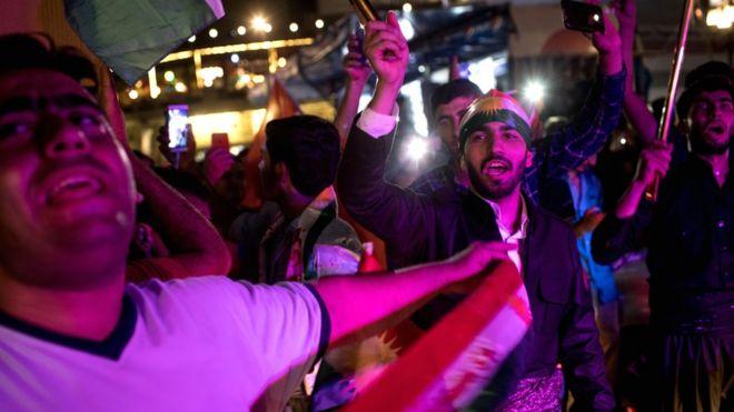 اردوغان برگزاری همهپرسی کردستان عراق را به شدت محکوم کرد