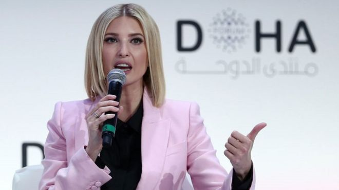 CES chief defends invite for Ivanka Trump