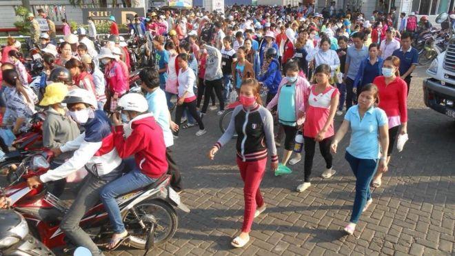 Công nhân Việt Nam không đòi hỏi công đoàn độc lập