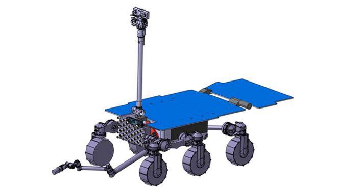 Rover cadcam