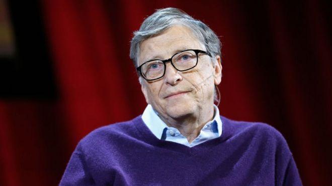 Bill Gates, febrero 2018