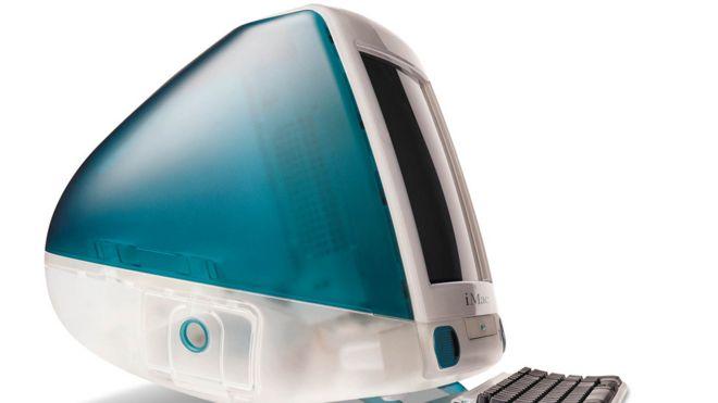 dc457449173 3 cosas por las que la iMac de Steve Jobs revolucionó el mundo de ...