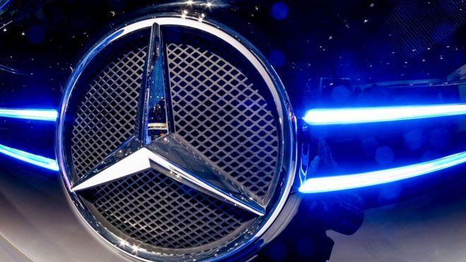 Daimler Recalls Mercedes Benz Cars In Uk Bbc News