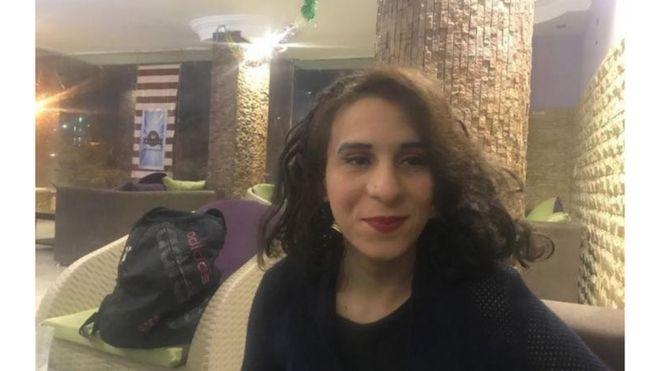 إخلاء سبيل الناشطة المتحولة جنسيا في مصر ملك الكاشف