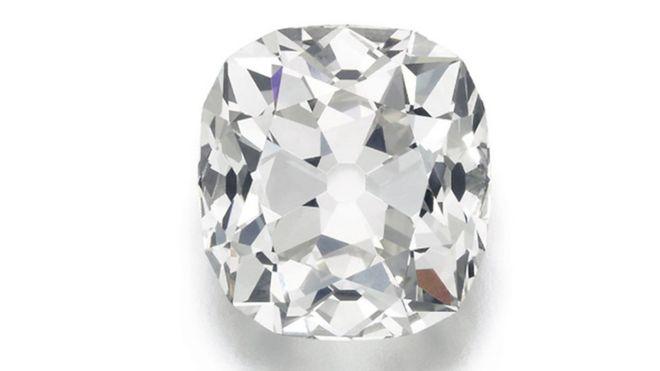 Купленный за 10 фунтов бриллиант оказался редчайшим сокровищем