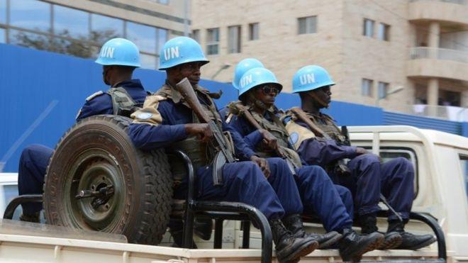 Central African Republic: Four dead in UN Bangui shooting