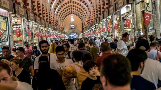 Küçük işletmeler Türk Lirası'ndaki dalganmayla ilgili kaygılı