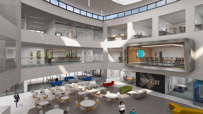 University Of Gloucestershire Expansion Approved