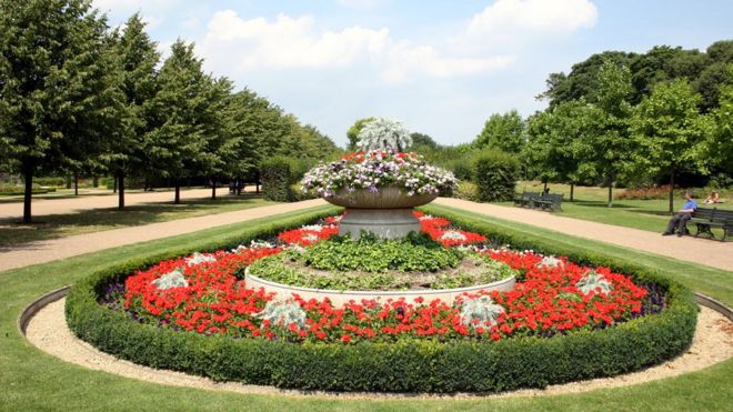 uk parks boost quality of life by 34bn bbc news