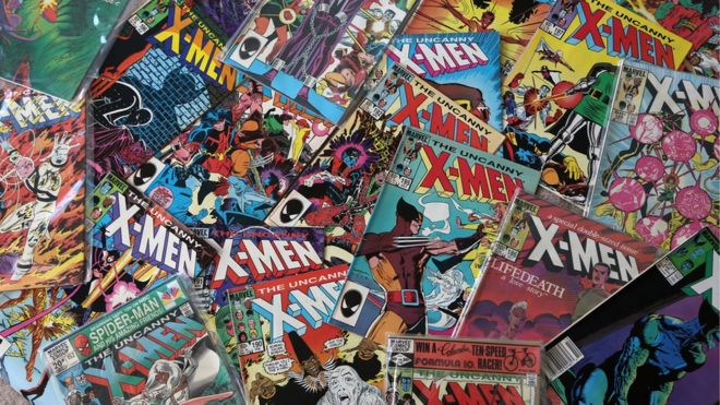 Marvel X Men Movie Not Happening For A Very Long Time Bbc News