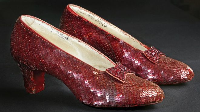 dorothy s wizard of oz slippers to be saved after campaign hits