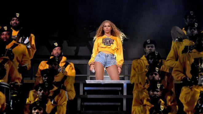 Beyonces Coachella