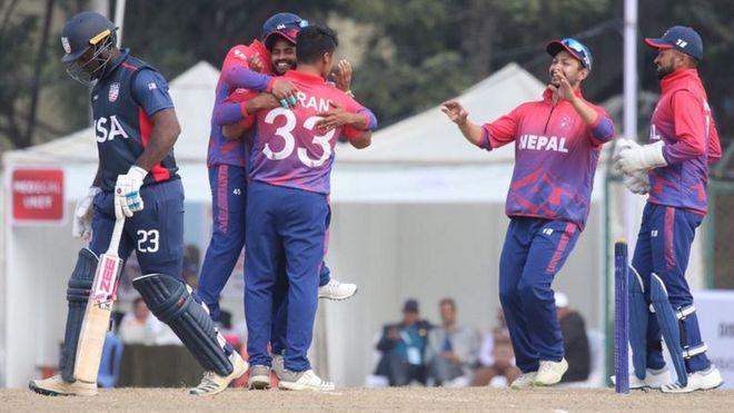 नेपाली खेलाडी
