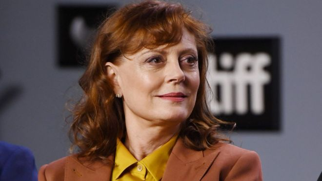 Toronto 2019: Susan Sarandon voices support for assisted
