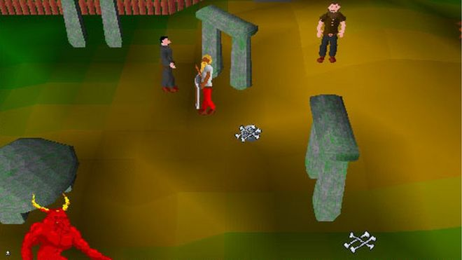 RuneScape Classic: Game to shut down after 17 years - BBC News