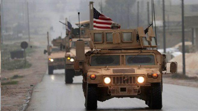 نیروهای آمریکایی همچنان در منبج در شمال سوریه درحال عملیات هستند