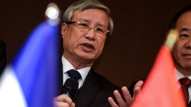 Ông Trần Quốc Vượng đang được xem là ứng viên cho chức Tổng Bí thư