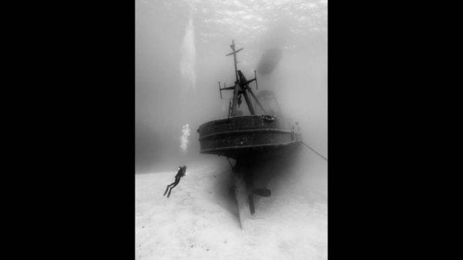 Рятувальне судно USS Kittiwake